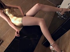 Asian Glamour - Beautiful young girls in sexy clothes v5
