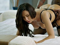 Большой член, Черные, Брюнетки, Черненькие, Секс без цензуры, Межрасовый секс, Белье