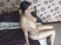 Amateur, Desnudo, Desnudo, Esposa