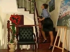 淫乱熟女, 母, ロシア人