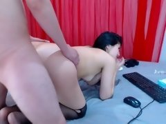 colombian bitch first ana pain filmed