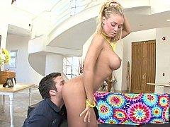 Big titted Nicole Aniston