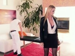 Brazzers - Dirty Masseur - Blake Rose and Chr