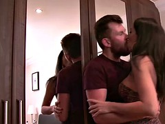 Banging the busty Spanish housewife