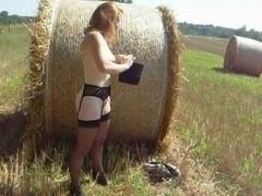Redhead Amish Strip