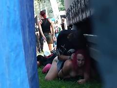Секс без цензуры, На публике