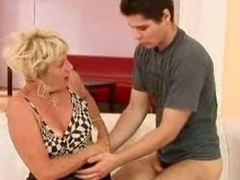 Granny needs young dick