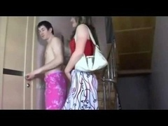 Aroused Russian Wife Cheating