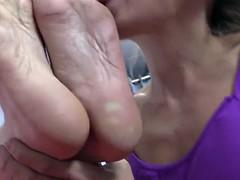 Heels and feet worship
