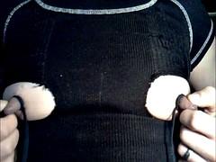 nipple cum