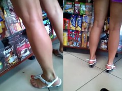Candid Sexy Feet & Shoes collection 3