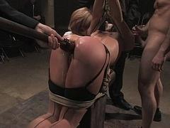 Bondage domination sadisme masochisme, Brutal, Domination, Groupe, Humiliation, Orgie, Public, Esclave