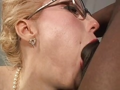 rectal mature and besides the black cock