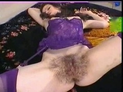 Bushy Girl Gets Fucked
