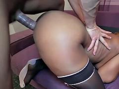 ebony tranny big cock fuck