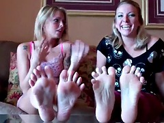 Can I please suck on your delicious toes