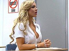 Blonde, Sucer une bite, Déshabiller, Mixte, Collège université, Mignonne, Se déshabiller, Uniforme