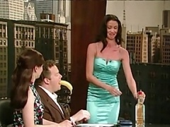 Shannon Elizabeth - Sucking cock A Banana