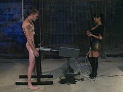 Bondage, Domination, Femelle, Femme dominatrice, Humiliation, Maîtresse, Douleur, Esclave