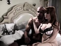 Joyful Litlle Pussy Cheat on His Old Husband