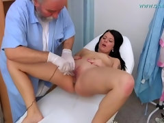 Gynecology Check-Up Of 20 Years Senior Rebecca