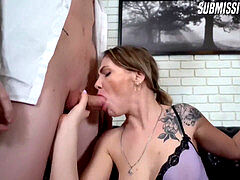 youthfull imperious wifey and old cuck