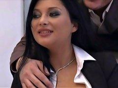 turns! latina masturbates until creams latina opinion the