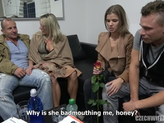 Czech Wife Swap 12 part 3