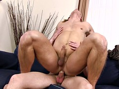first time gay sex with muscular man