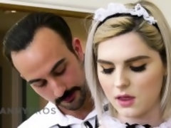 """Hot Trans Maid Leads Guy to Cheat on Wife!"""