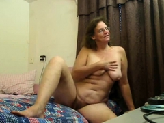 Masturbation, Mature, Solo, Webcam